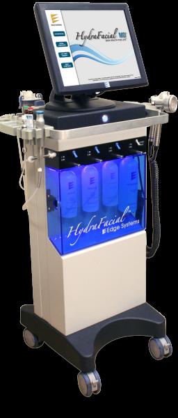 Апарат за почистване на лице hydrafacial