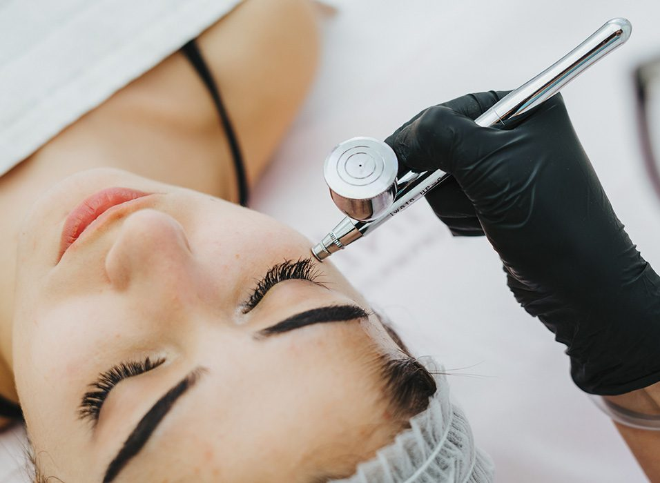 Intraceuticals Кислородна хидратация на лице от Нирвана